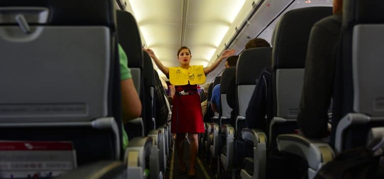 3 Tips to Help You Join the Mile-High Club